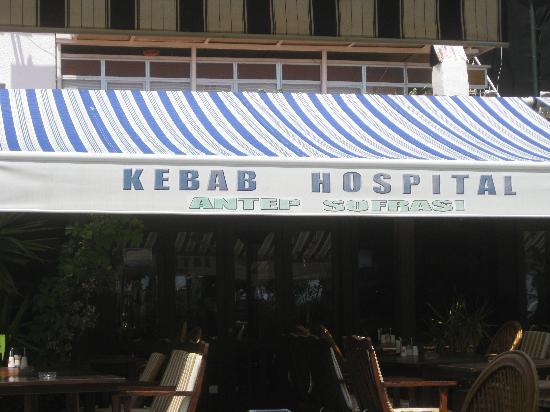 Kebab Hospital Antep Sofrasi : Kebab Hospital