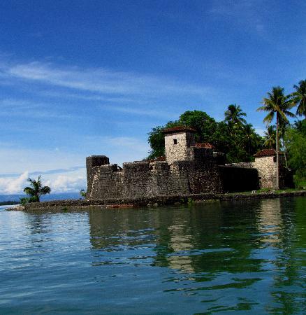 Hotel Marina & Yacht Club Nana Juana: Castillo de San Felipe , Izabal