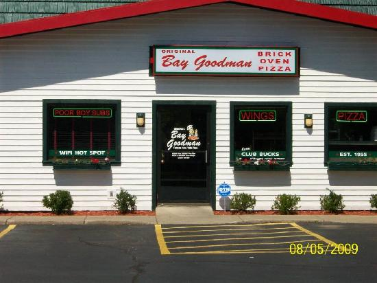 Bay Goodman Pizza: Winton Location