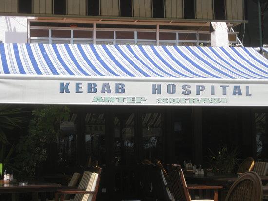 Kebab Hospital Antep Sofrasi: Kebab Hospital