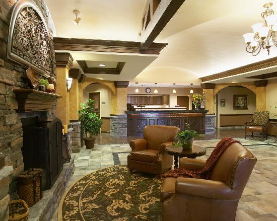 HYATT house Fishkill/Poughkeepsie: Lobby