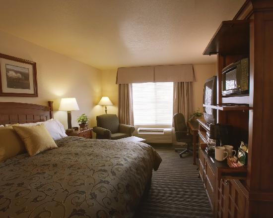 HYATT house Fishkill/Poughkeepsie: Guestroom