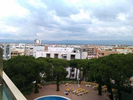 Las Vegas Hotel: View