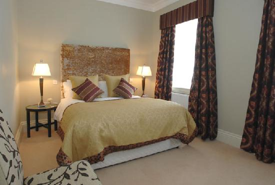 St Kyrans Country House & Restaurant: Another Bedroom with a view
