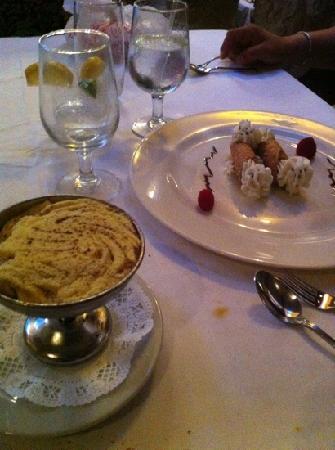 Madison, NJ: dessert