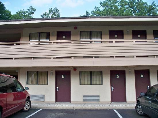 Motel 6 Dayton Englewood: Motel 6