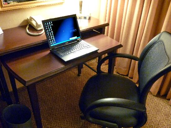 Springfield, MA: Room 1111 work area