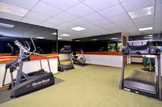 Best Western Green Bay Inn Conference Center: Fitness Room