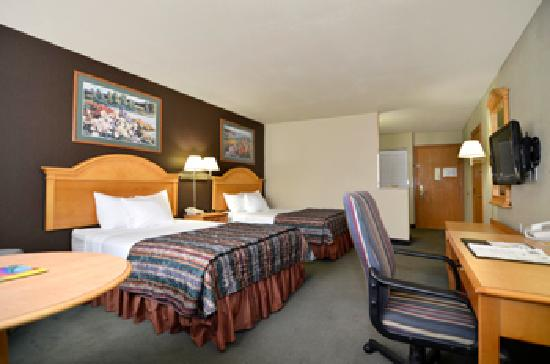 Best Western Green Bay Inn Conference Center : Guest Room
