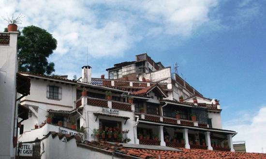Hotel Mi Casita: Fachada del Hotel