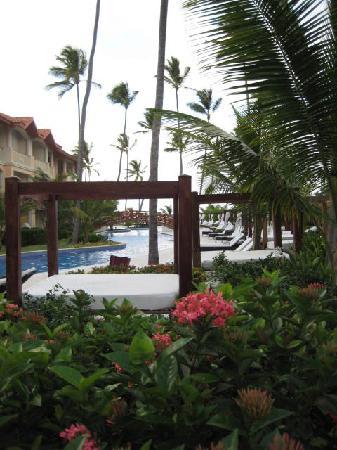Majestic Elegance Punta Cana: Bali beds!