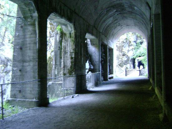 Othello Tunnels: The Archways
