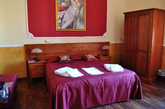 Tamara's Suites : La chambre Tamara