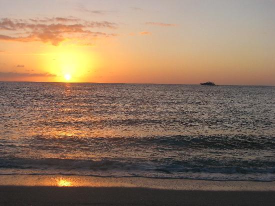 Bimini Sands Resort and Marina: Bimini Sands Sunset