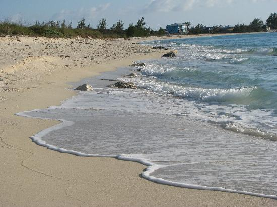 Bimini Sands Resort and Marina: One of three beaches at Bimini Sands