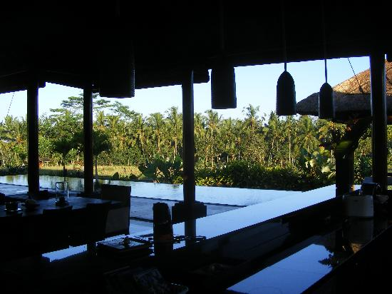 Chapung SeBali Resort and Spa: From the kitchen - Rumah Lotus