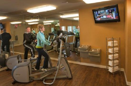 Hotel At WaterWalk : Fitness Center