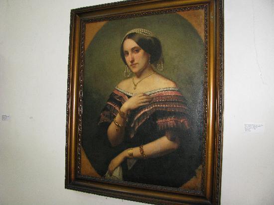 Emilio Bacardi Moreau Museum : Carmen Miranda