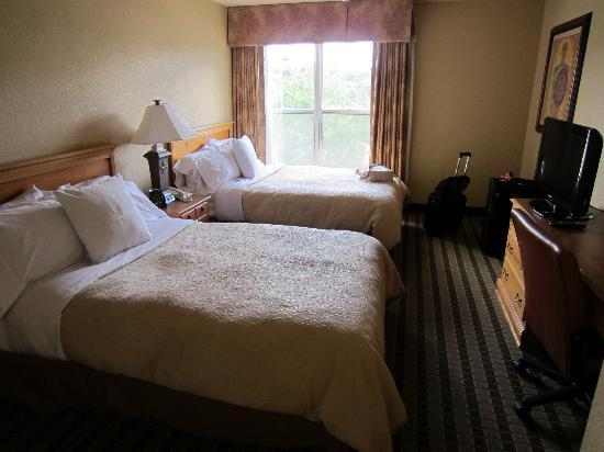 Homewood Suites by Hilton San Antonio Northwest: Sleeping room