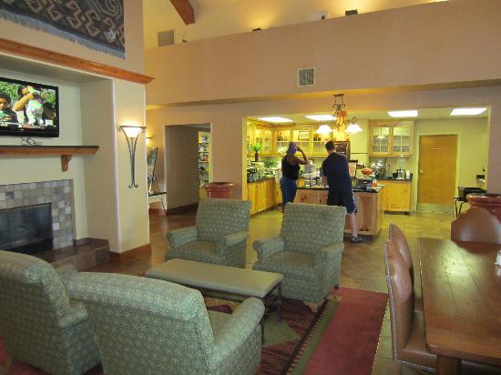 Homewood Suites by Hilton San Antonio Northwest: Breakfast area