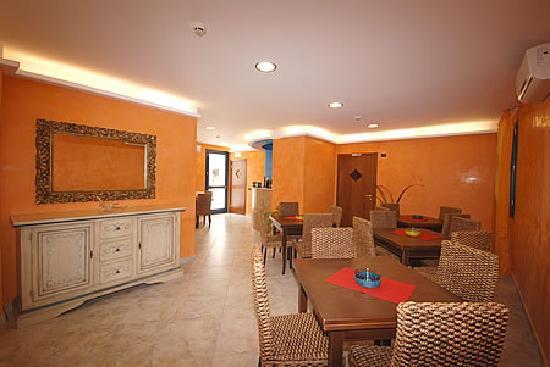 Altamarea Hotel: Sala Colazione