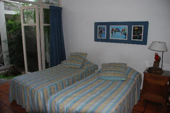 El Zaguan: Double room single bed