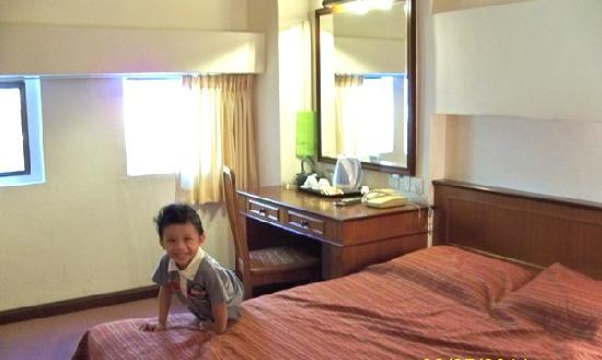 South East Asia Hotel: The Standart Room for two