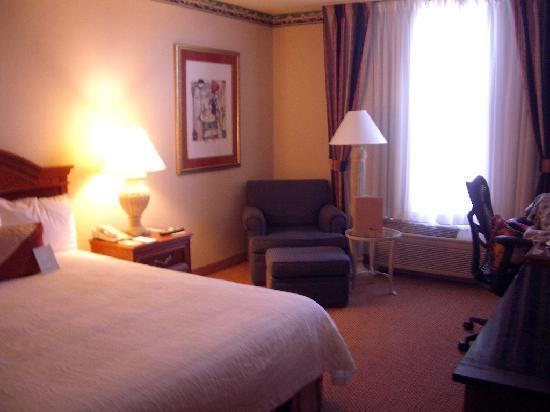 Hilton Garden Inn Oakland/San Leandro: room
