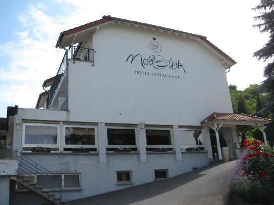 Wincheringen, Deutschland: the hotel