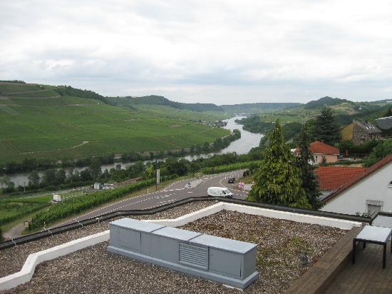 Wincheringen, Deutschland: view