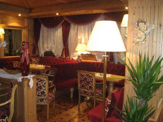 Hotel Letizia : romantico angolo soggiorno