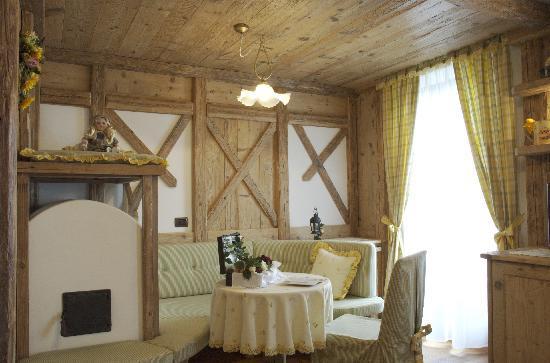 Hotel Letizia : Junior Suite La Baita