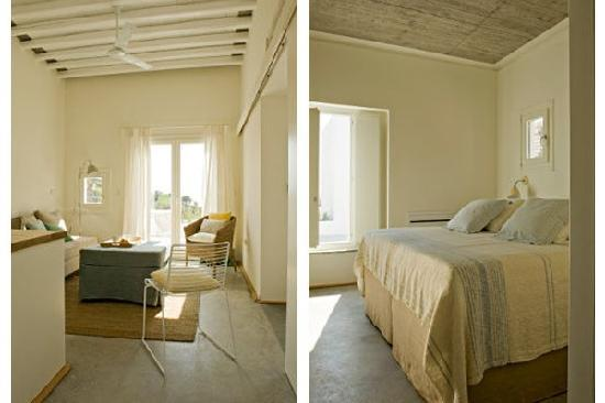 Kamaroti Suites Hotel: Suite