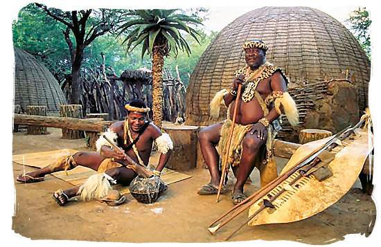 Sylvan Grove Guest House: Zulu Chief
