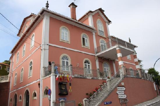 Alegre Hotel Bussaco: Façade avant