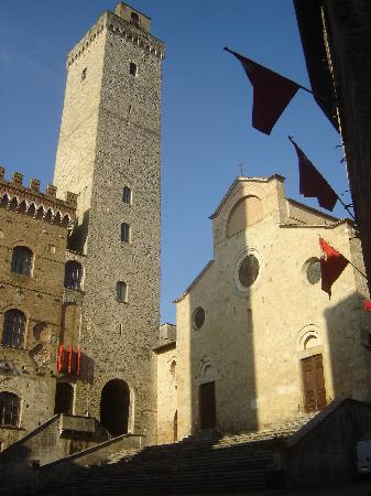 Fabio Apartments San Gimignano: Those beautiful towers