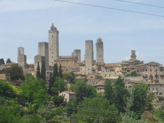 Fabio Apartments San Gimignano: San Gimignano