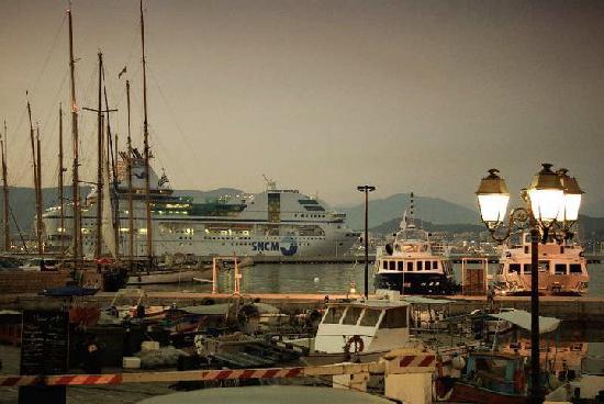 Ajaccio, فرنسا: Ajaccio Port
