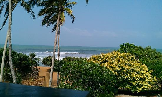 Aditya: view from balcony