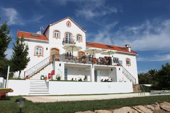 Casa nas Serras - Swimming pool area