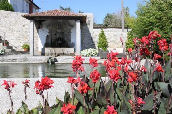 Quinta do Monteverde: fontaine