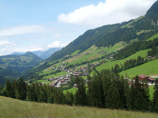 Alpbach Accommodation