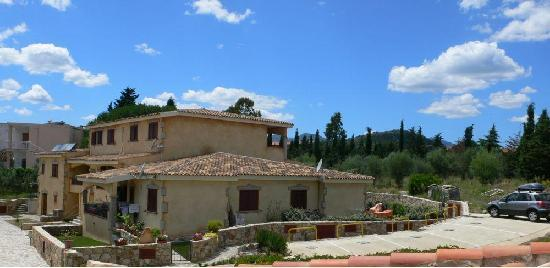 Bed and Breakfast Sa Murta Bianca