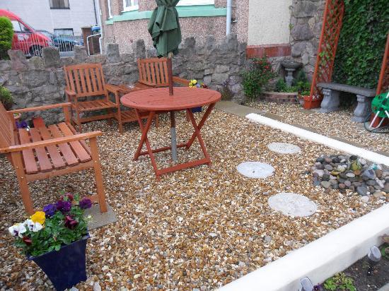 Ascot House: hotels garden