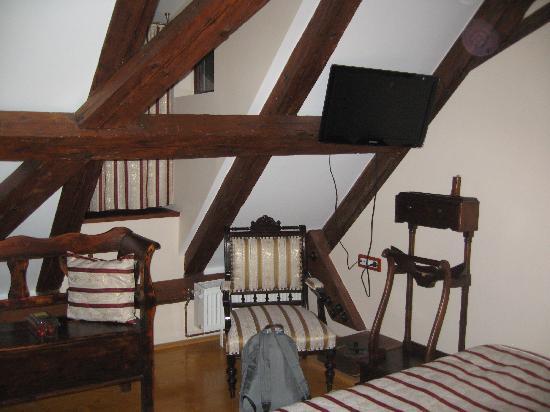 Hotel Casa Wagner: notre chambre