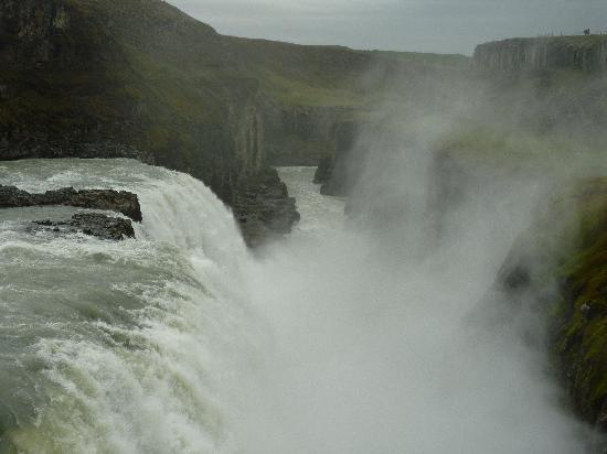 Reykjavik, Iceland: Gallfoss falls