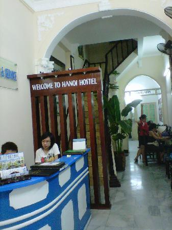 Hanoi Hostel 2