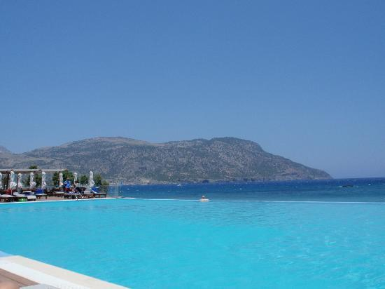 Alimounda Mare: the pool