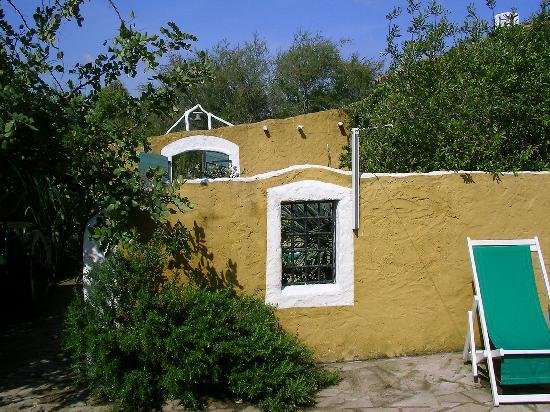 Ca' La Somara: Garten