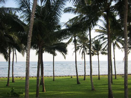 The Sahita Luxury Residence & Villa : Private Beach